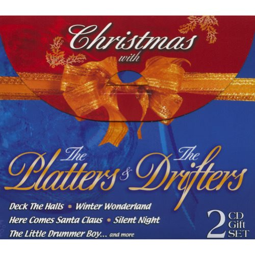 Christmas With The Platters & The Drifters (2CD)