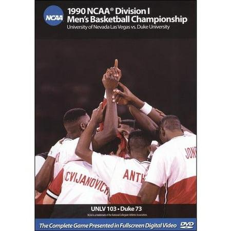 1990 NCAA Championship: UNLV Vs. Duke (Full (Best Tv Shows 1990)