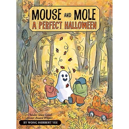 Mouse and Mole: A Perfect Halloween - Halloween Mouse Meatballs
