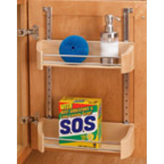 Cabinet Door Storage Trays Wood Utility Storage Trays Single Trays