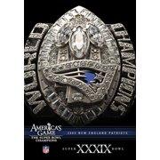 NFL America's Game: New England Patroits Super Bowl XXXIX (DVD) by CINEDIGM