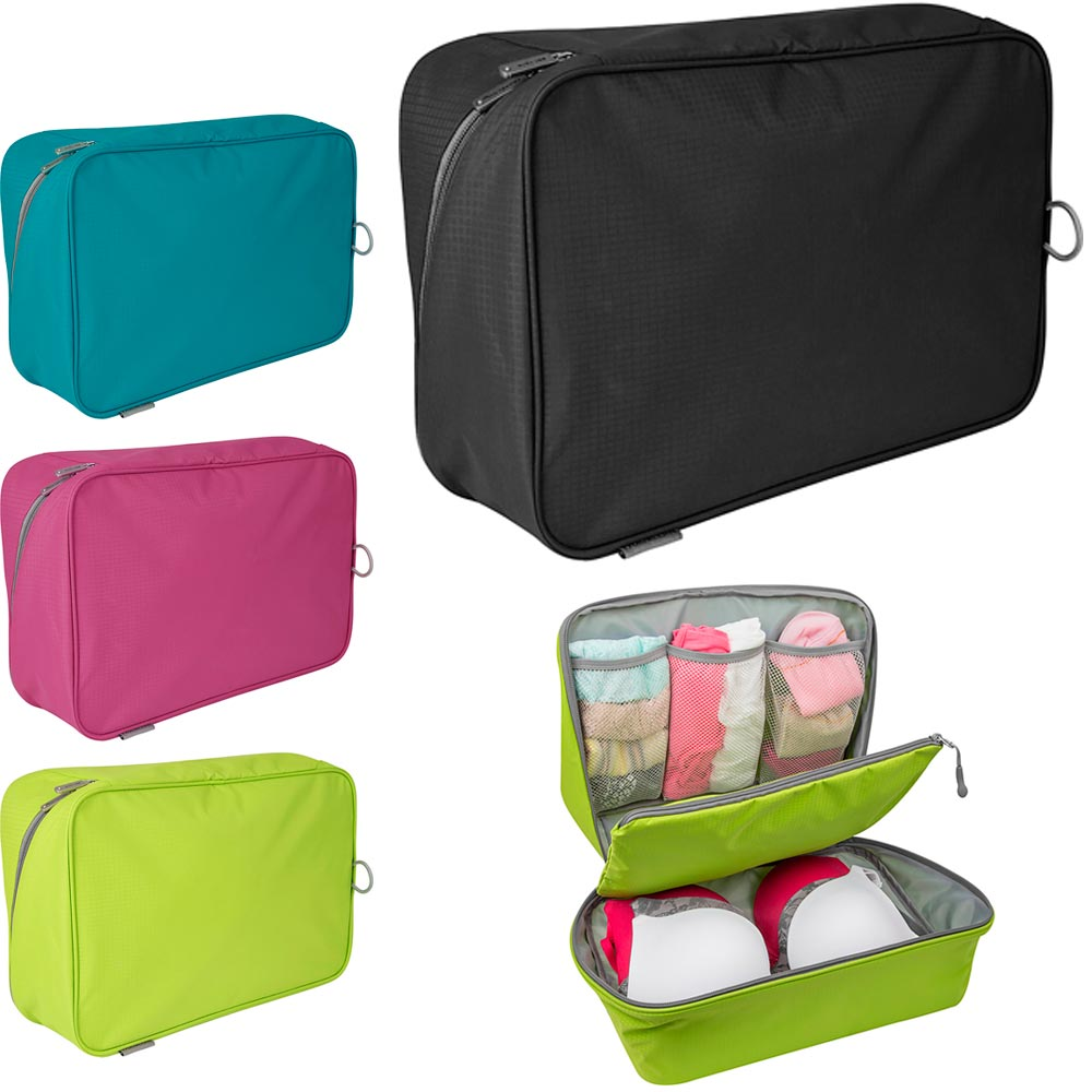 1 Pc Multi Purpose Packing Cube Storage Travel Bag Luggage Organizer Travelon !