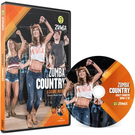 Zumba Country DVD