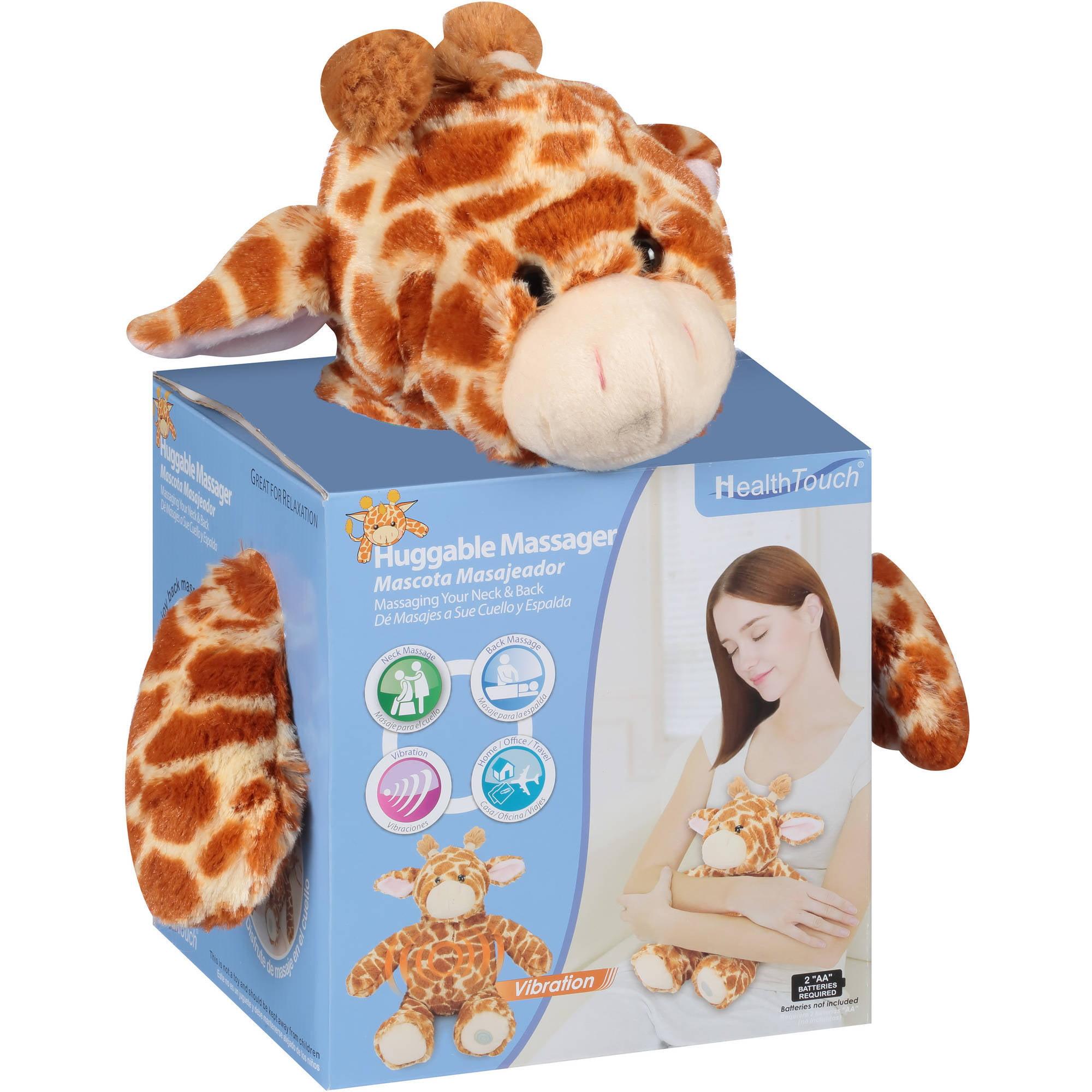 Health Touch Giraffe Huggable Massager
