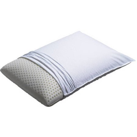Beautyrest Latex Pillow with Removable Cover in Multiple Sizes by Hollander Sleep Products, LLC.