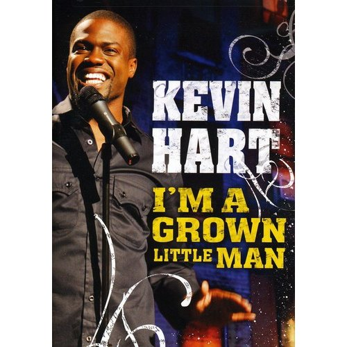 Kevin Hart: I'm A Grown Little Man (Widescreen)