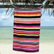 Amrapur Overseas Inc. Sangria Oversized Beach Towel