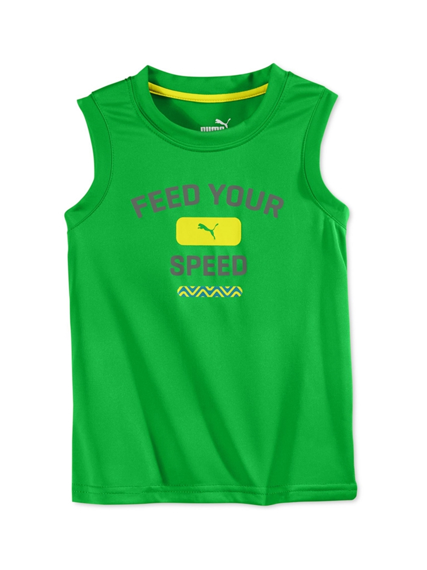 Puma Boys Core Muscle Tank Top