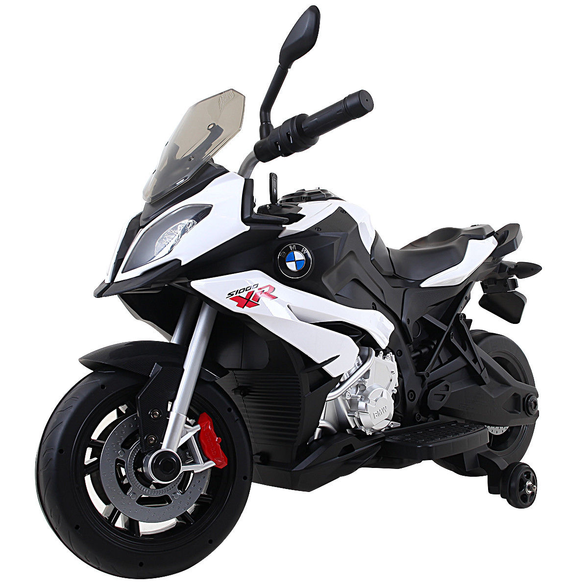 Costway Xmas Gift Kids Ride On Motorcycle Licensed BMW 12V Battery Powered Toy w/Training Wheel - Walmart.com  sc 1 st  Walmart & Costway Xmas Gift Kids Ride On Motorcycle Licensed BMW 12V Battery ...