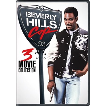 - Beverly Hills Cop Collection (DVD)