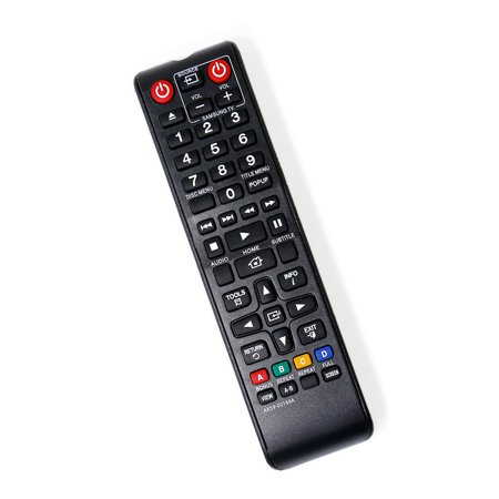 New AK59-00149A Replacement Remote Control for Samsung Blu-Ray Disc Player BD-F5100 BD-FM51 BD-JM57C (Samsung Blu Ray Remote App For Iphone)