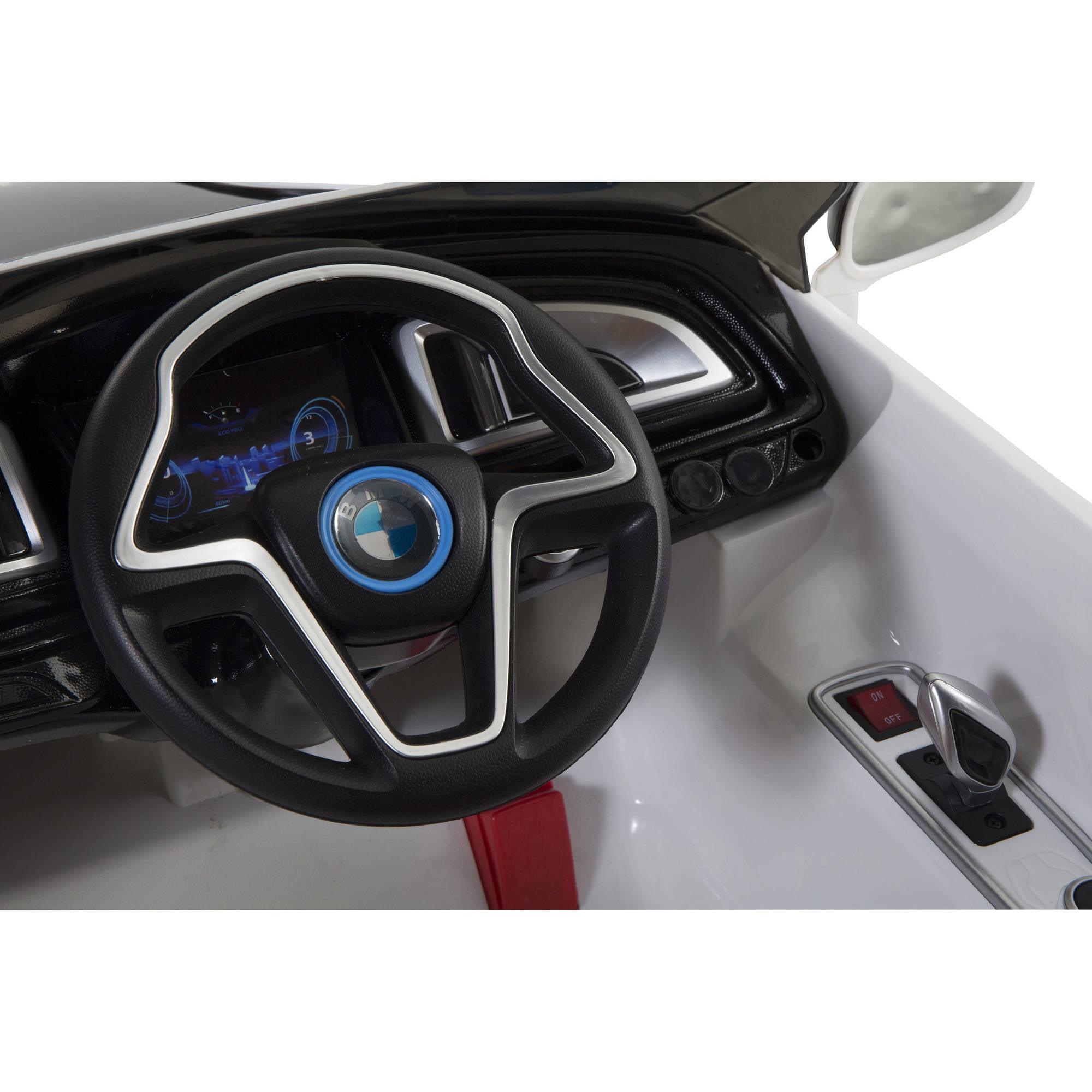 Bmw I8 Concept Car 6 Volt Battery Powered Ride On Walmart Com