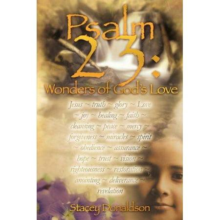 Psalm 23  Wonders Of Gods Love