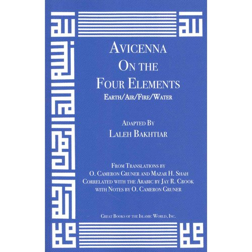Avicenna on the Four Elements: Earth/Air/Fire/Water