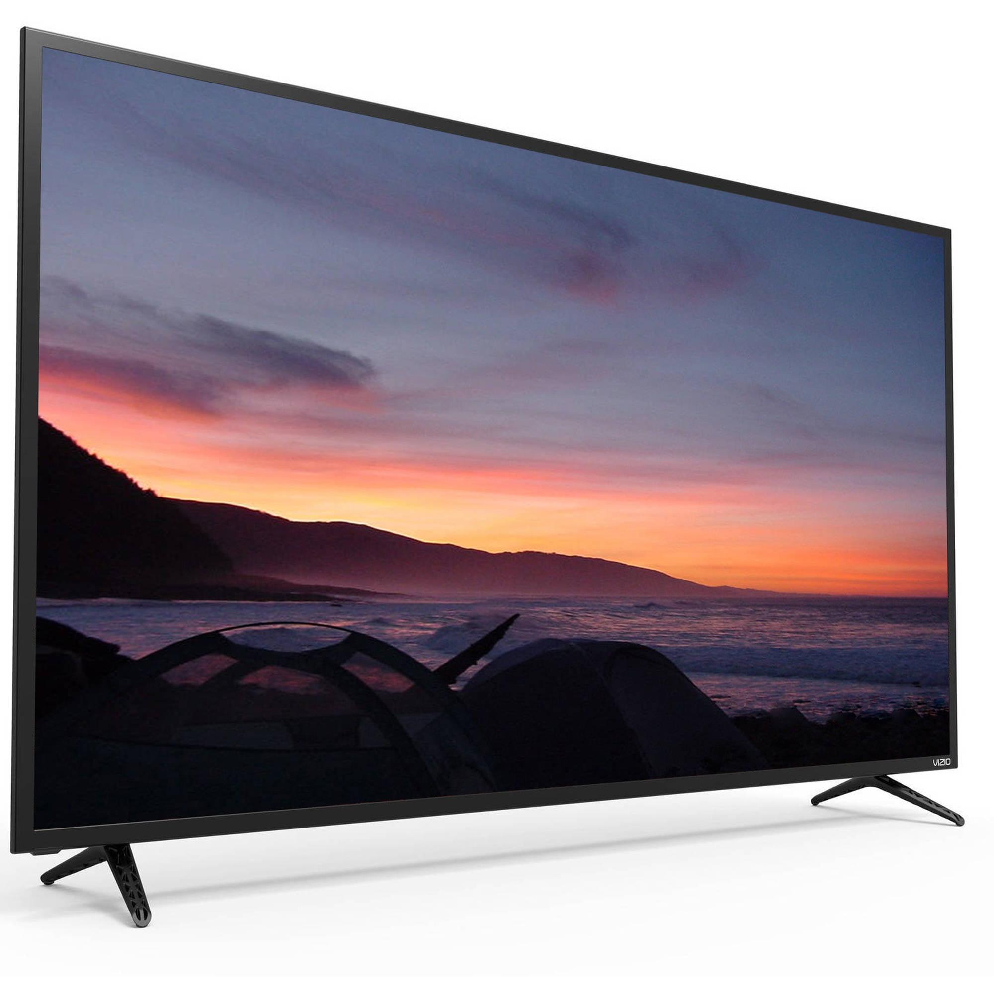 Refurbished VIZIO SmartCast 55 Class E - Series  -  4K Ultra HD, Smart, LED Home Theater Display  -  2160p, 120Hz (E55 - E1)