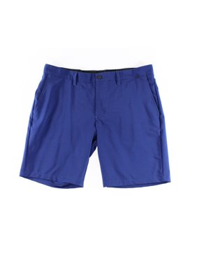 Polo Ralph Lauren NEW Navy Blue Mens Size 42 Flat Front Board Shorts