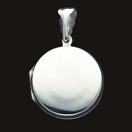 Sterling Silver 24mm Locket