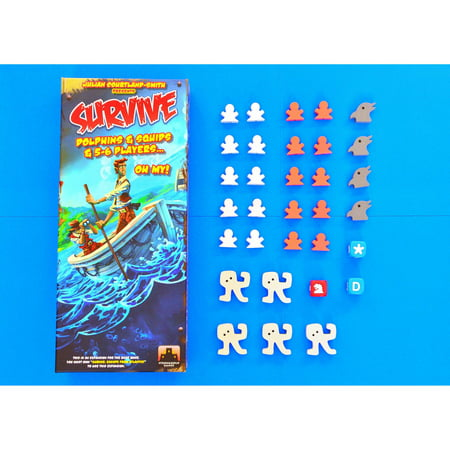 Survive Dolphins and Squids and 5-6 Players... Oh My!