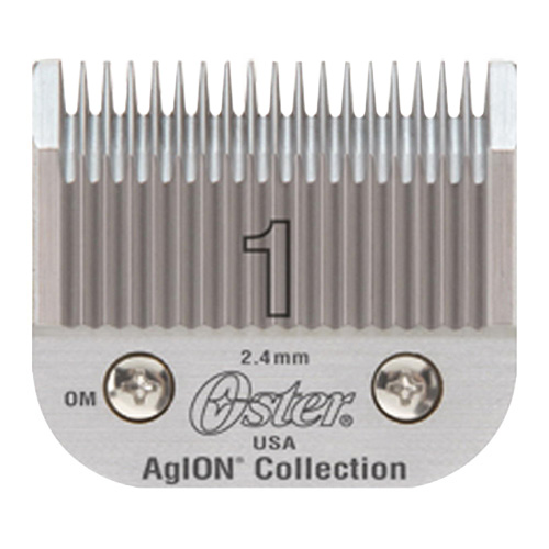 Oster Professional 76918-086 Replacement Blade For Classic 76 Clipper, Size 1A, 1 Ea
