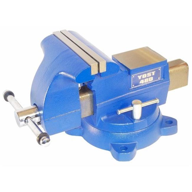 """Yost Vises 10480 8"""" Utility Bench Vise Apprentice Series by Zenith Innovations Inc"""