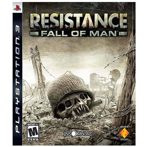 Resistance Fall Of Man (PS3) - Pre-Owned