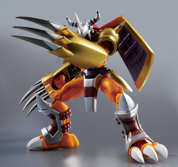 Digimon Wargreymon D-Arts 5 Inch Action Figure by Bandai Hobby