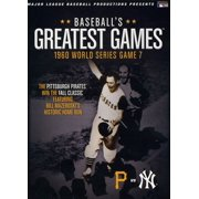 Baseball's Greatest Games: 1960 World Series Game by ARTS AND ENTERTAINMENT NETWORK