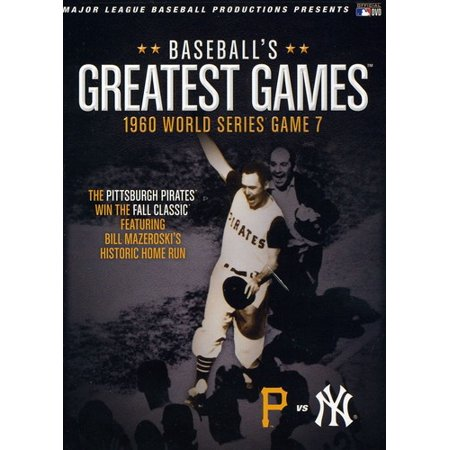 Baseball's Greatest Games: 1960 World Series Game (1960 World Series Game 7 Box Score)