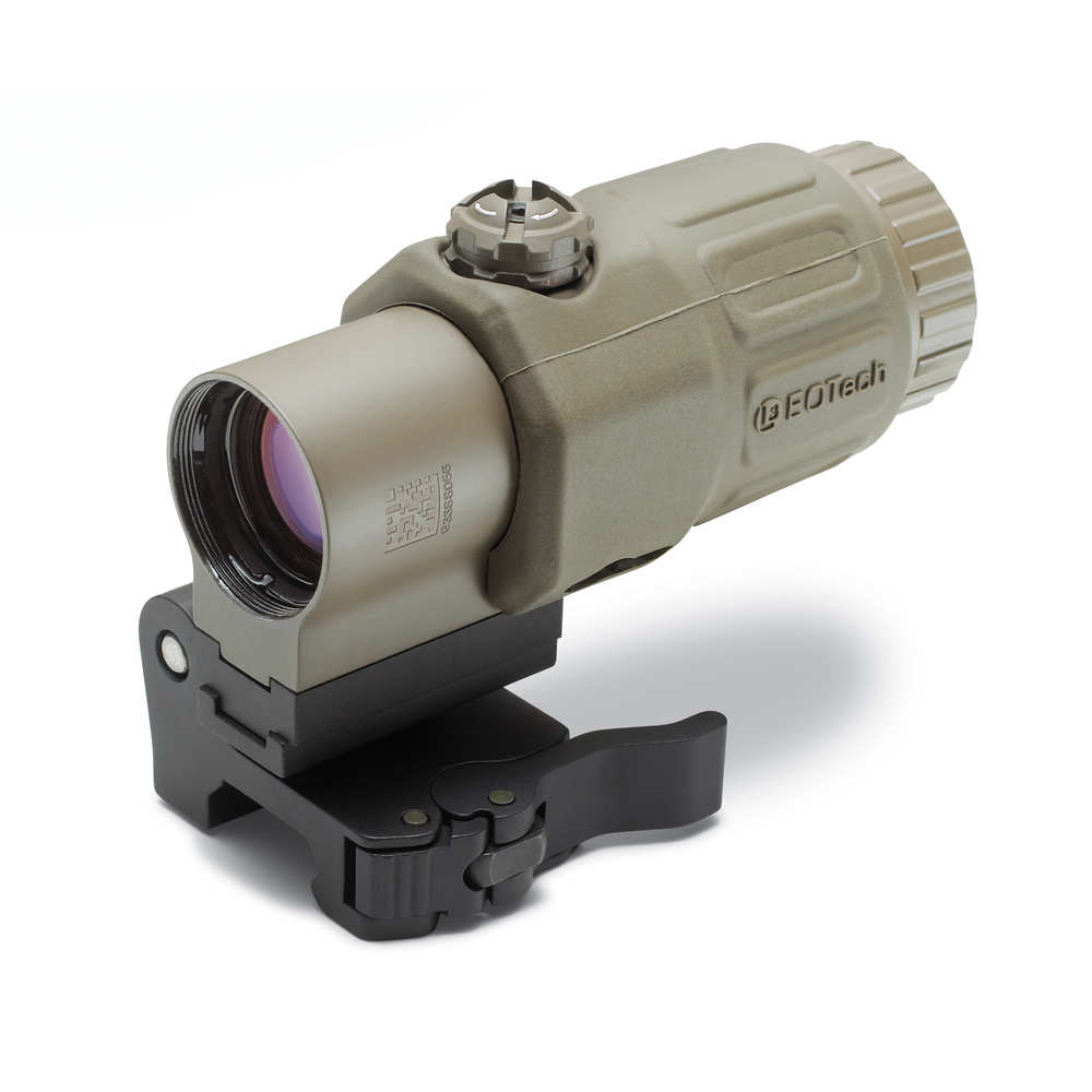 G33 HHS, 3 Power Magnifier with STS, TAN by Eotech