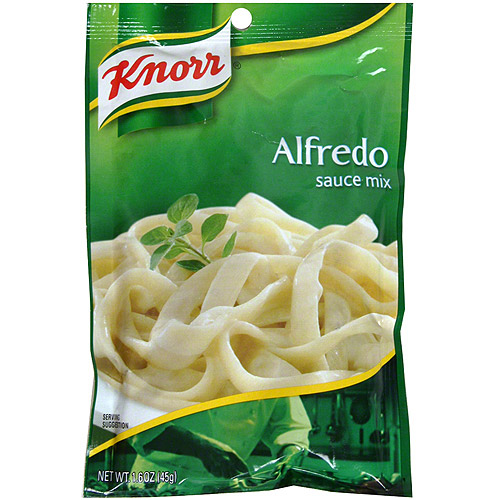 Knorr Alfredo Sauce Mix, 1.6 oz, (Pack of 12)