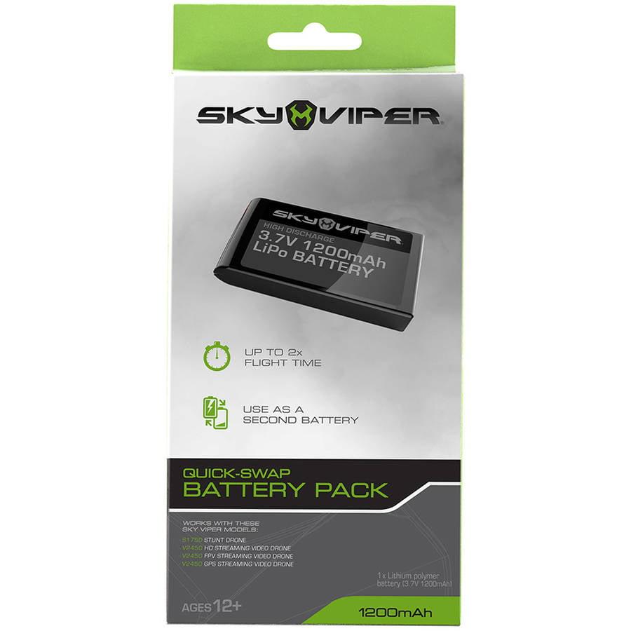 Sky Viper Quick-Swap Battery
