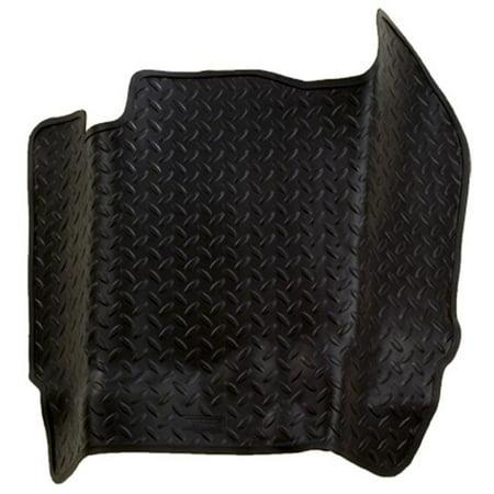 Classic Style Series Thermoplastic Elastomer Black Center Hump Floor Liner Classic Series Floor