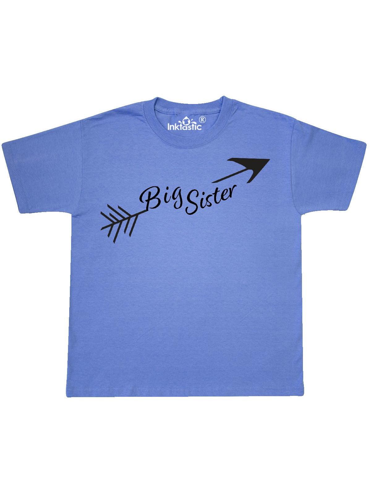 Big Sister Arrow Youth T-Shirt