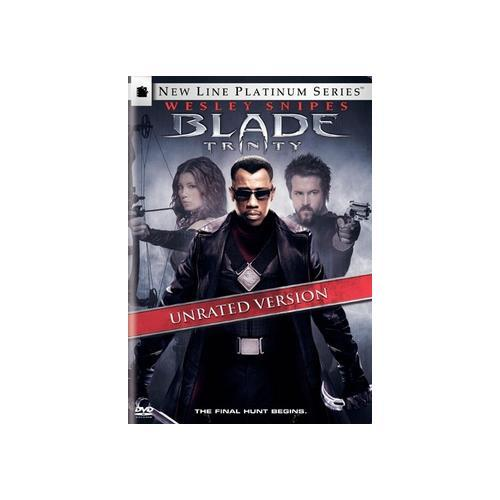 Blade: Trinity (Unrated) (Platinum Collection) (Widescreen)