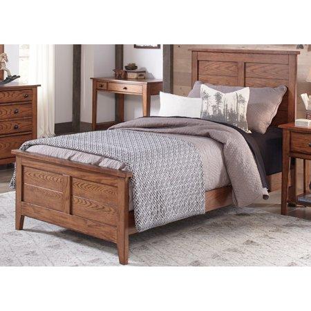 Liberty Furniture Grandpas Cabin Panel Bed - Liberty Grandpas Cabin