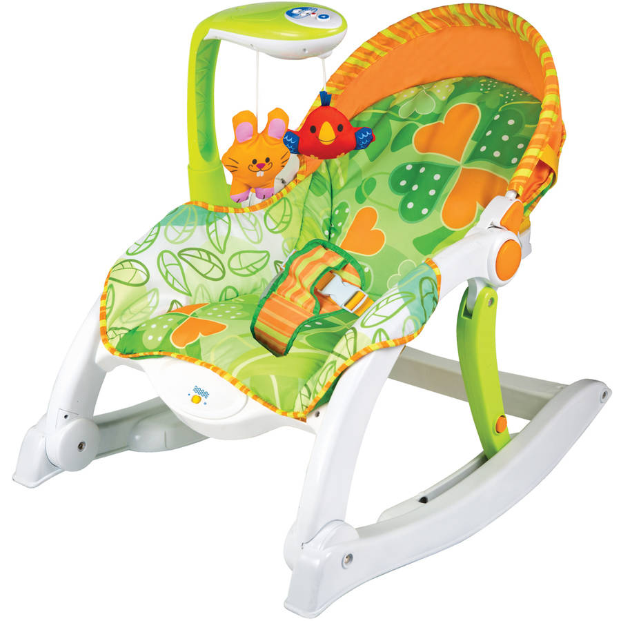 Grow-with-Me Rocking Chair