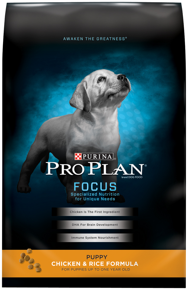 Purina Pro Plan FOCUS Chicken & Rice Formula Dry Puppy Food 34 lb. Bag by Nestlé Purina PetCare Company