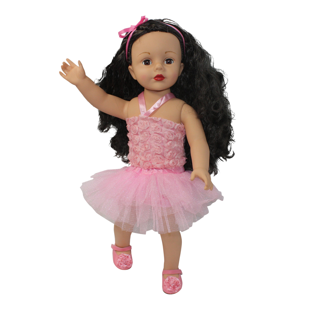 Dream Big Petal Parfait Pink TuTu  doll clothes Fits most 18 inch dolls