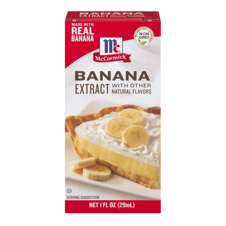 Mccormick Banana Extract  1 0 Fl Oz