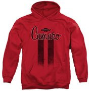 Chevy Camaro Stripes Mens Pullover Hoodie