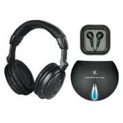 vizio tv headphones. innovative technology wireless tv listening headphones vizio tv f