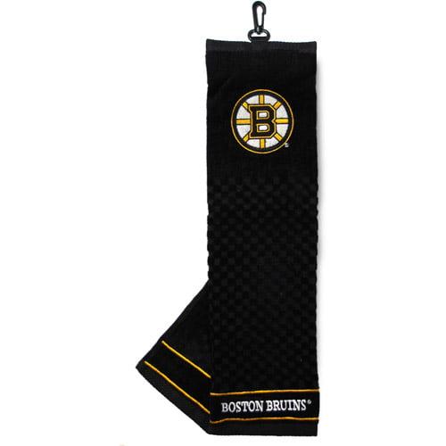 Team Golf NHL Boston Bruins Embroidered Golf Towel