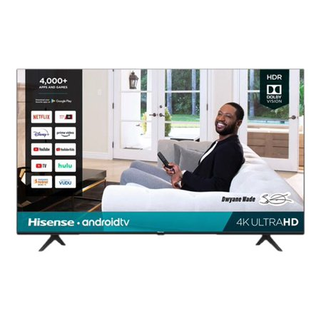 Hisense 65H6570G 65 inch H65-Series 4K UHD Smart Android TV