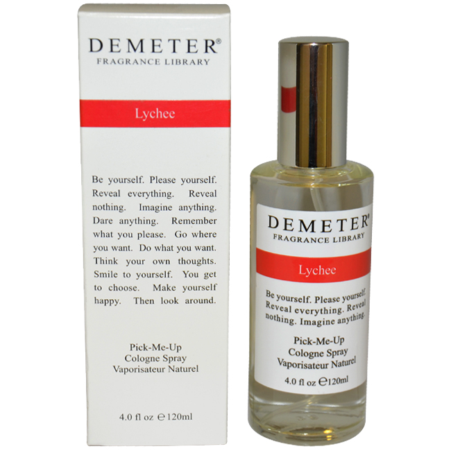 Demeter Lychee Cologne Spray For Women 4 oz