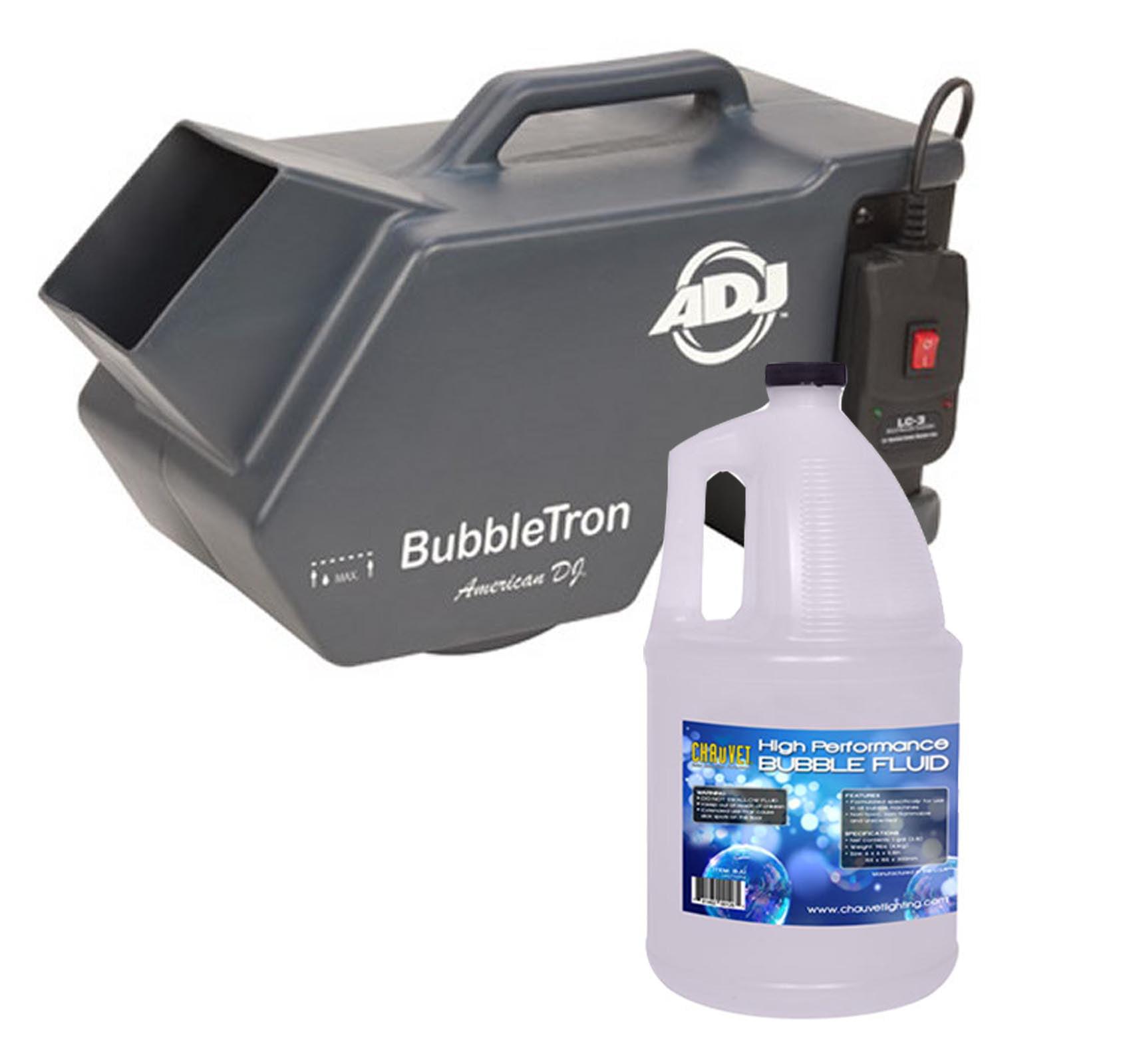 American Dj Bubble Tron Bubbletron High Output Bubble Mac...