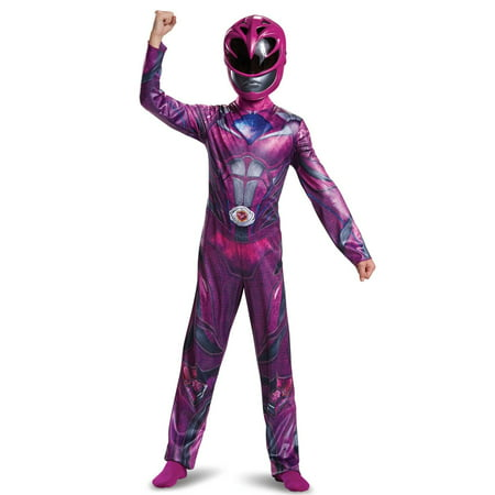 Power Rangers: Pink Ranger Classic Child Costume
