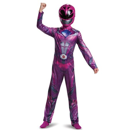 Power Rangers: Pink Ranger Classic Child Costume](Power Rangers Costume Pink)