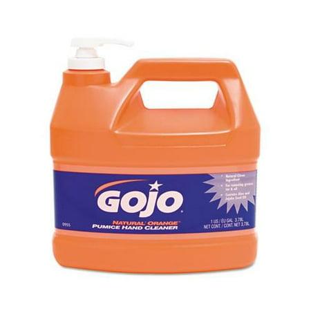 Hand Cleaners Natural - Natural Orange Pumice Hand Cleaner GOJ095504EA