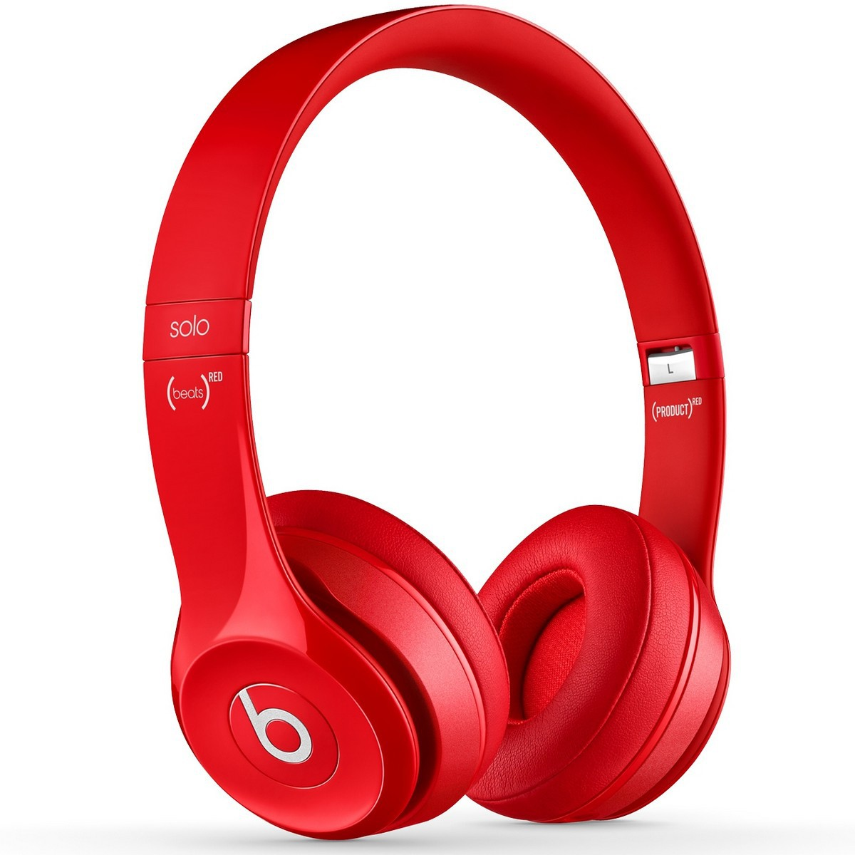 Beats Solo 2 Red | On Ear Headphone