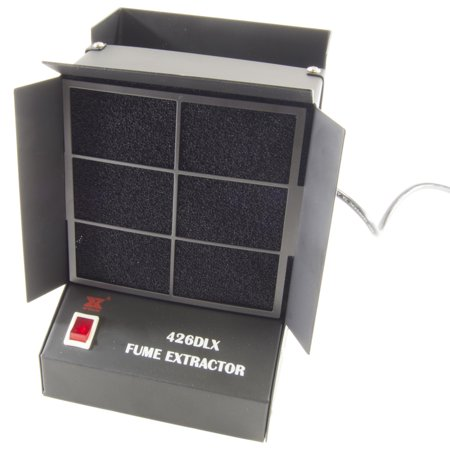 426DLX Solder Fume Extractor - RoHS, ESD Safe